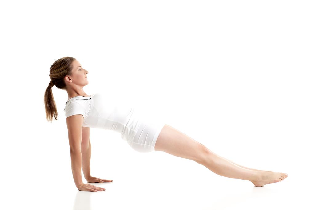 Pilates Leg Lift Supine